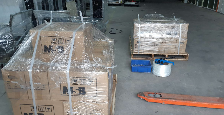 Dịch vụ đóng gói hàng dễ vỡ và thiết bị văn phòng chuẩn ISO 9001/2008