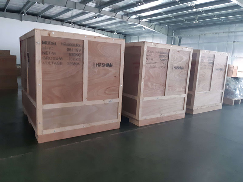 Dịch vụ đóng thùng gỗ, kiện gỗ pallet