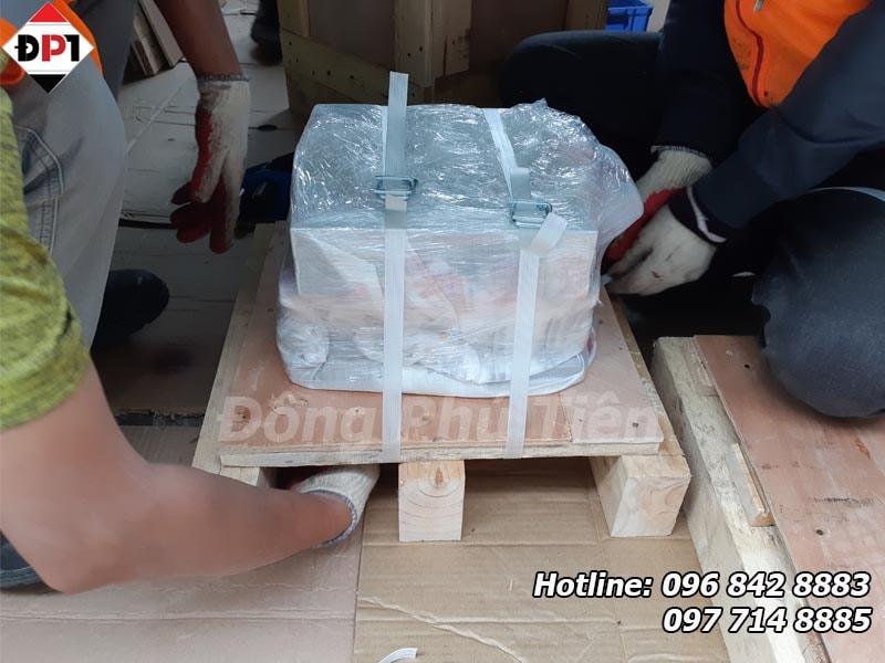 đóng thùng gỗ cho hàng dễ vỡ