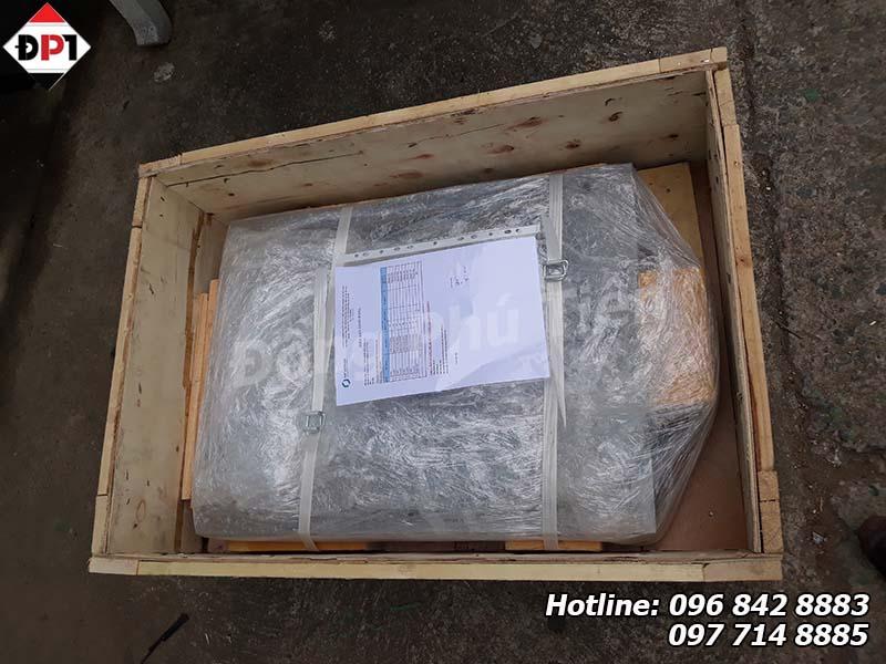 gia cố hàng an toàn trong thùng gỗ