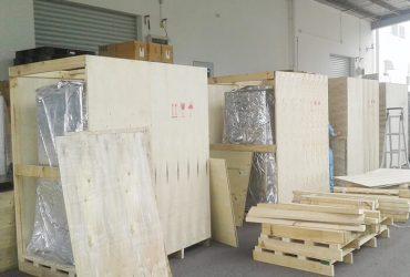 Dịch vụ đóng gói hàng hóa thiết bị máy móc