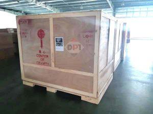 đóng kiện gỗ máy móc