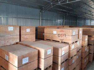 đóng thùng gỗ chuyển hàng
