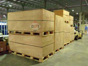 đóng thùng gỗ xuất khẩu