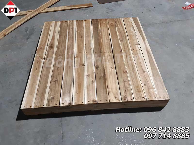 nhận đóng pallet gỗ