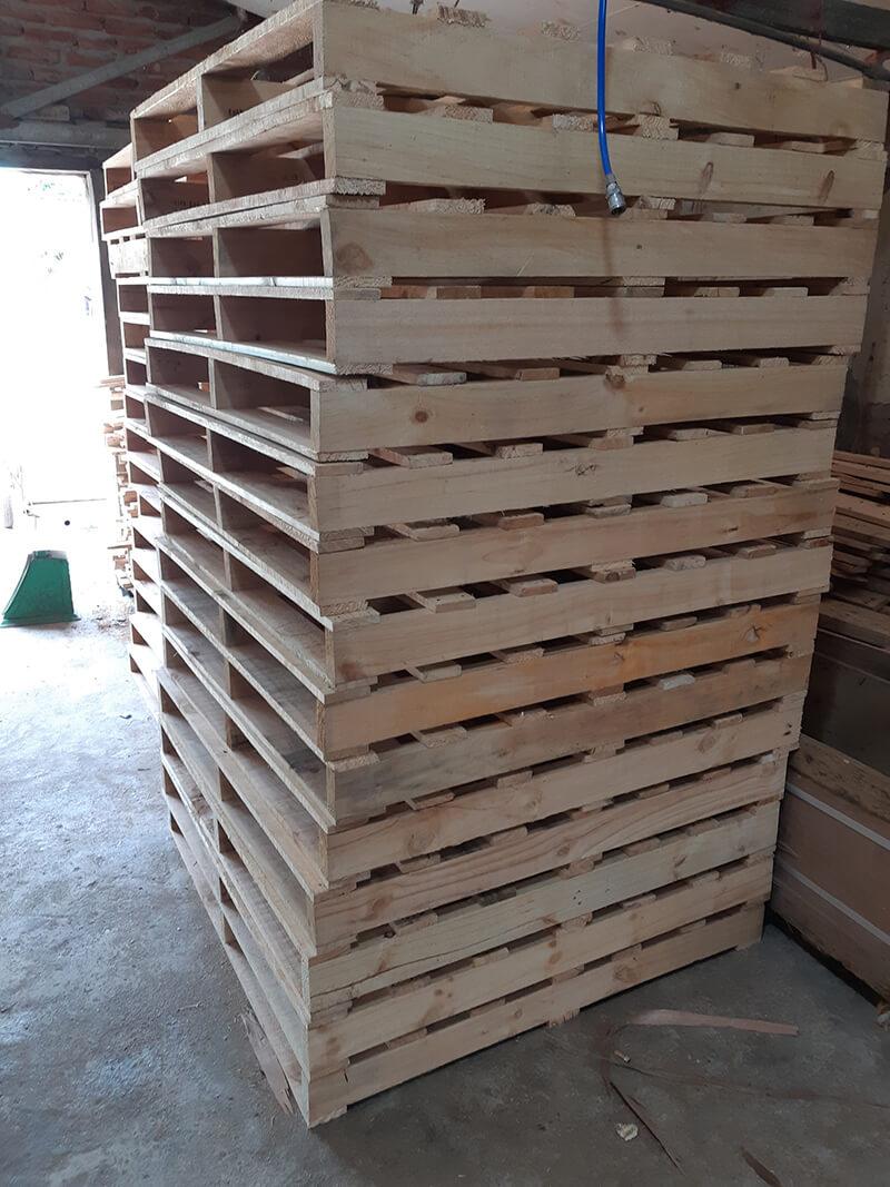 Lựa chọn nhà cung cấp pallet gỗ uy tín để đảm bảo chất lượng và độ an toàn cao