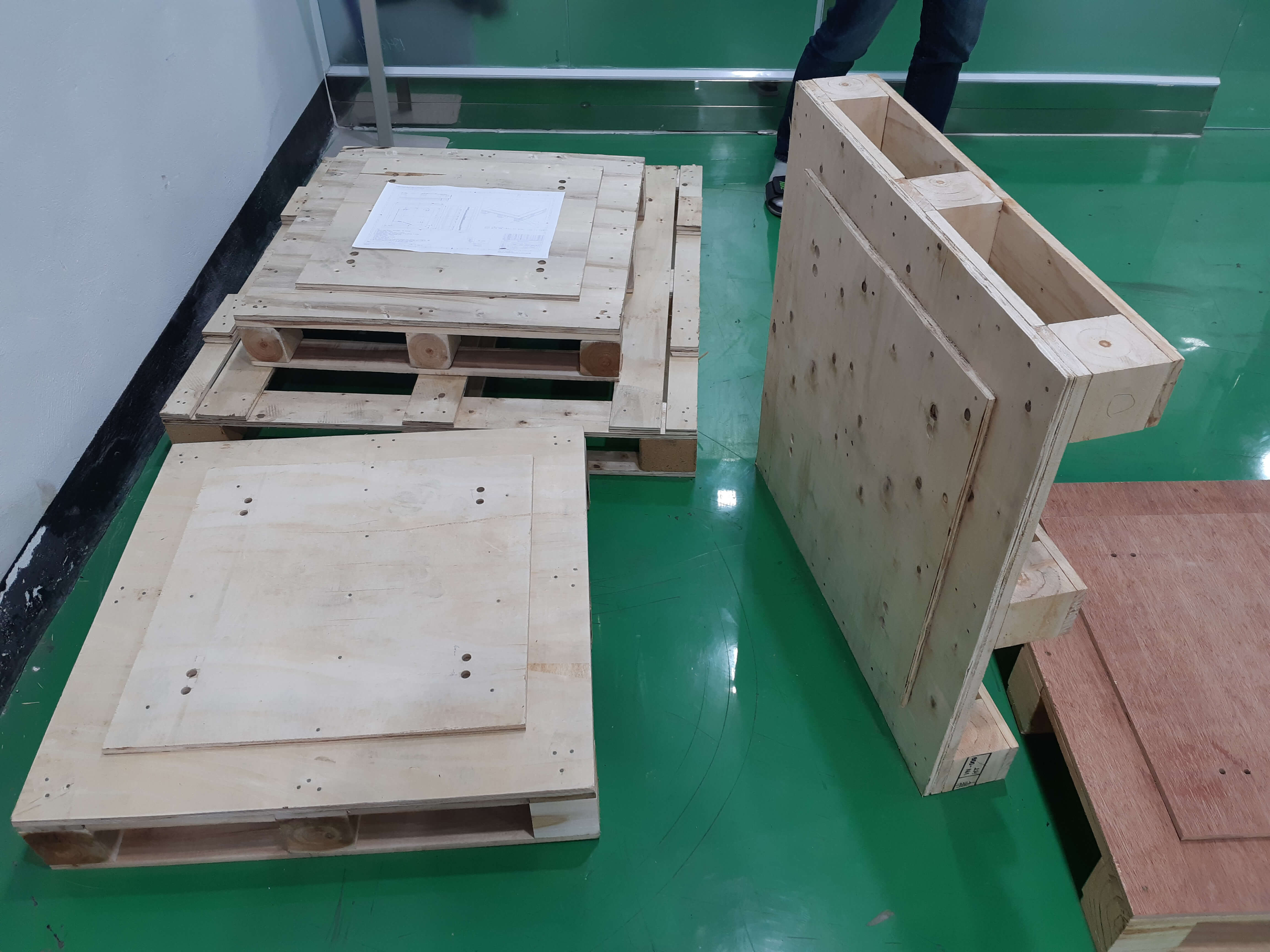 Đông Phú Tiên là đơn vị uy tín cung cấp gỗ pallet