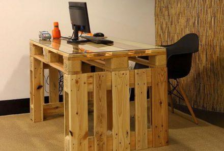 Hướng dẫn cách đóng bàn ghế bằng gỗ pallet đơn giản