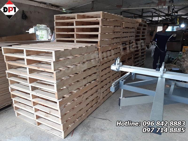 địa chỉ bán gỗ pallet