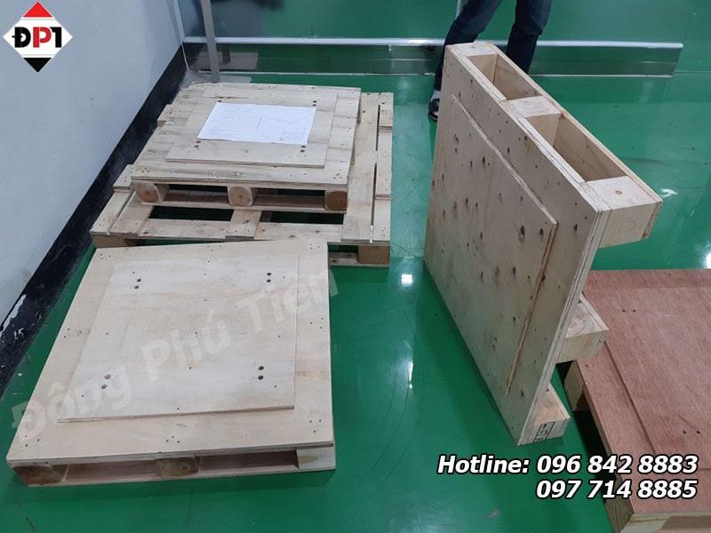 cung cấp gỗ pallet