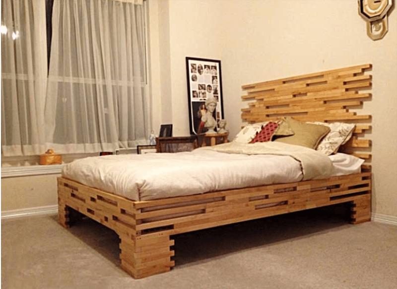 Mẫu giường GN04