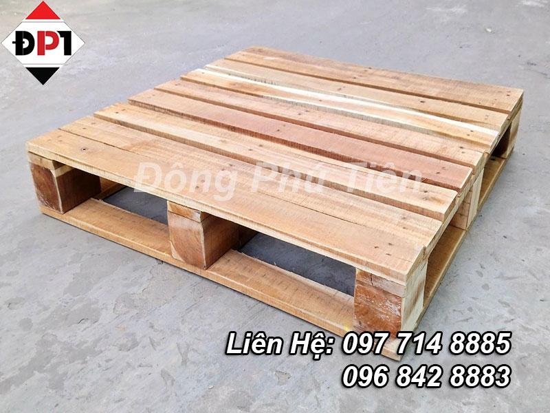 Những tấm pallet gỗ có kết cấu chắc chắn