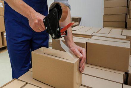 Quy cách đóng gói hàng hóa giúp đảm bảo an toàn 100%