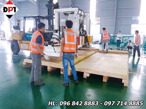 Dịch vụ đóng thùng gỗ tại Hà Nội