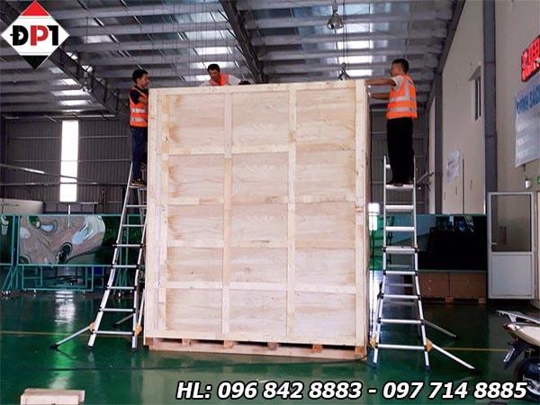 Dịch vụ đóng thùng gỗ tại Vĩnh Phúc