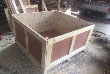 Dịch vụ đóng thùng gỗ tại Nam Định