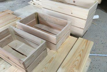 Dịch vụ đóng thùng gỗ tại Bắc Ninh