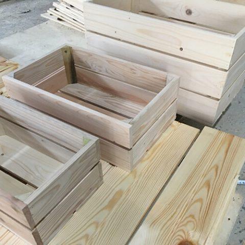 Dịch vụ đóng thùng gỗ tại Thái Bình