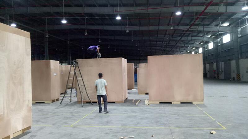 đóng thùng gỗ tại Nam Định
