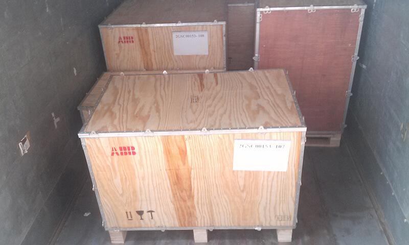 đóng thùng gỗ tại Ninh Bình
