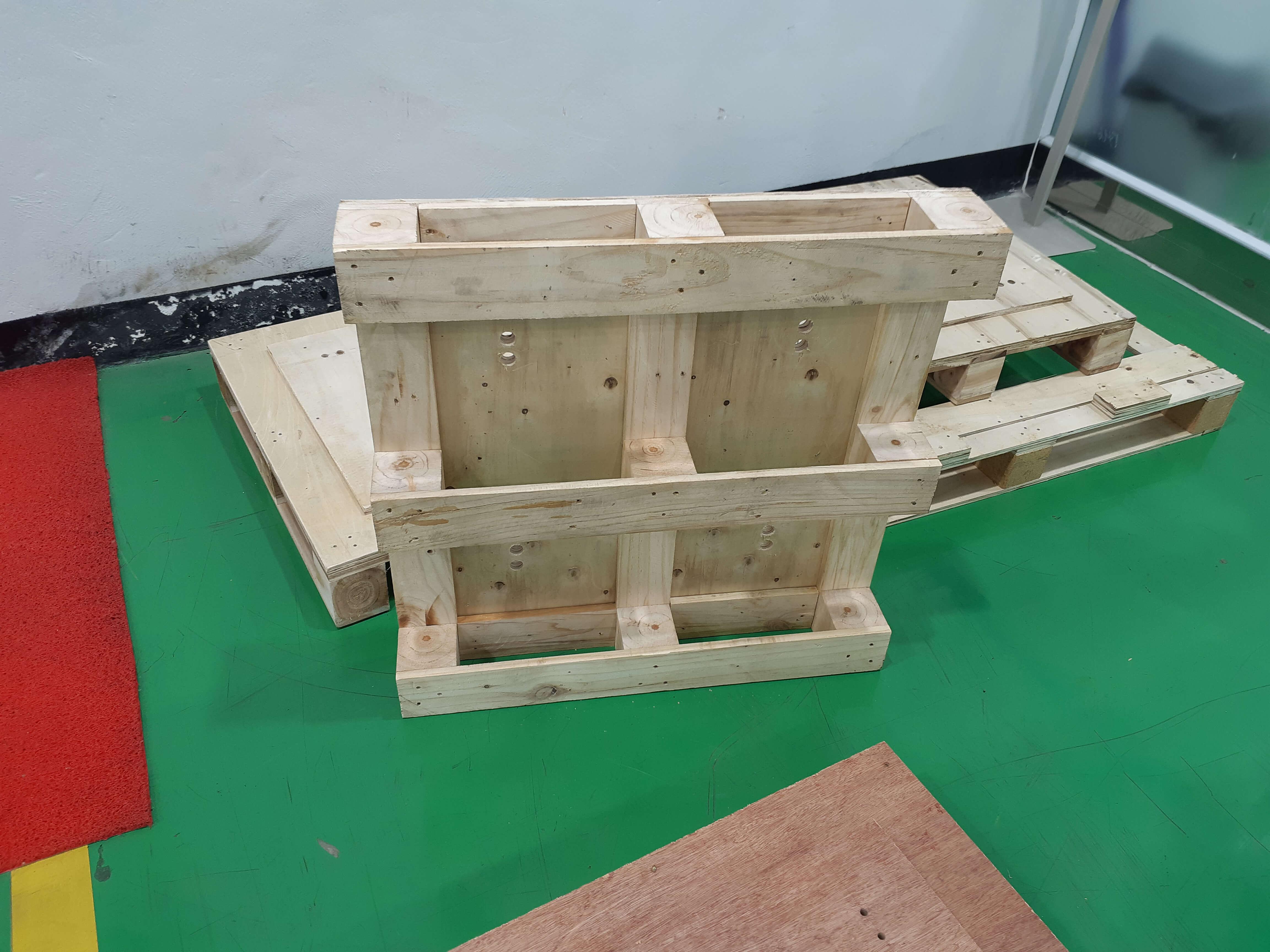 Tại sao lại chọn Pallet gỗ tại Đông Phú Tiên