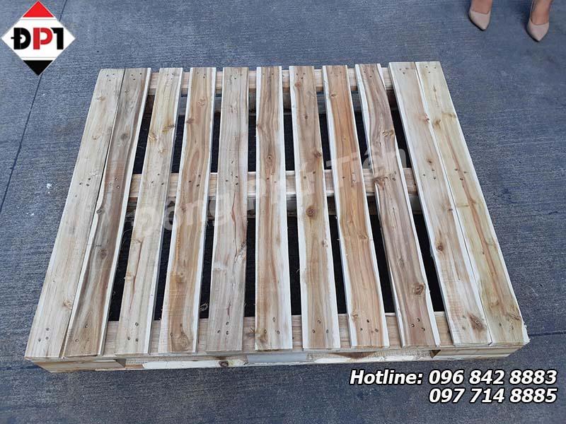 pallet gỗ kích thước tiêu chuẩn