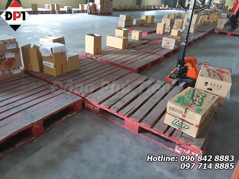 kích thước pallet gỗ tiêu chuẩn