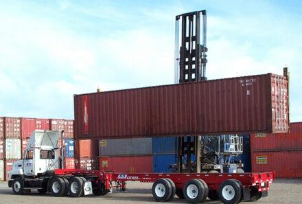 Bảng giá cước vận chuyển container