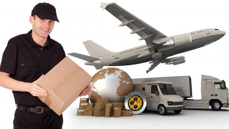 Các bước để gởi hàng hóa bằng Door to door