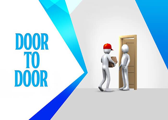 Vận chuyển door to door là gì – Lợi ích và thủ tục ra sao