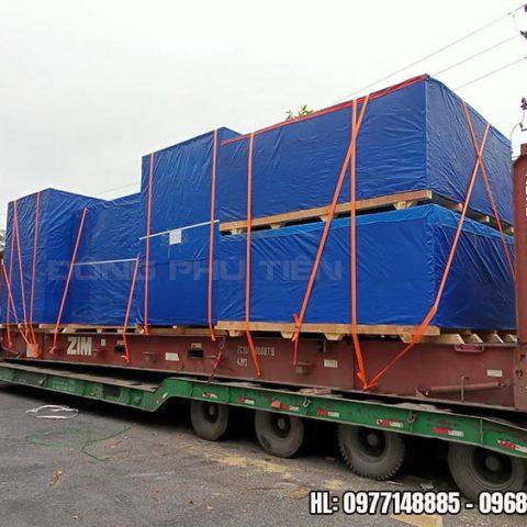 Dịch vụ vận chuyển hàng quá khổ quá tải